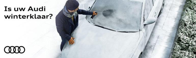Is uw Audi winterklaar?