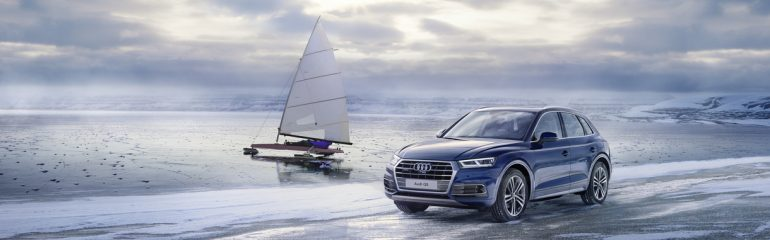 Uw Audi winterproof