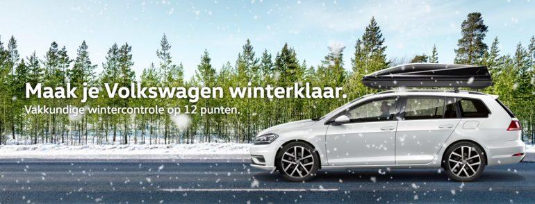 Maak je Volkswagen winterklaar